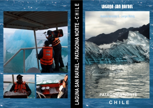 Product picture Lagoon San Rafael - North Patagonia  - Chile
