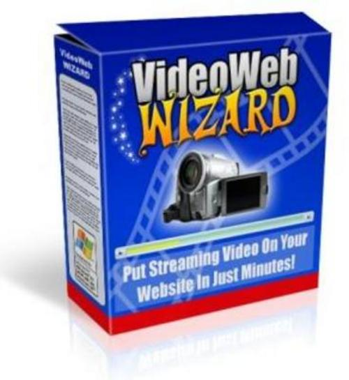 Product picture Video Web Wizard